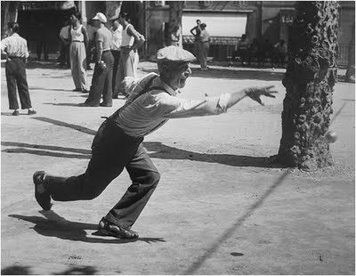 pétanque willy ronis