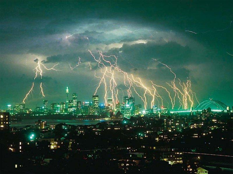 orage a sydney